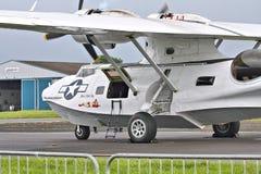Catalina Seaplane Royalty Free Stock Photos