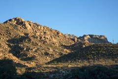 Catalina State Park de Tucson Imagen de archivo