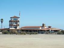 Catalina wyspy lotniska wieża kontrolna Zdjęcia Stock