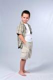 Catalog Boy Royalty Free Stock Image