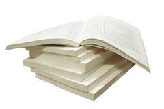 Cataloghi. Fotografia Stock