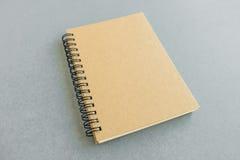 Catalogo in bianco, rivista, modello del libro con le ombre molli aspetti Fotografie Stock