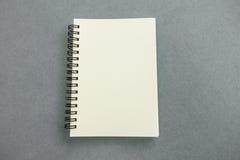 Catalogo in bianco, rivista, modello del libro con le ombre molli aspetti Immagine Stock Libera da Diritti