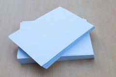Catalogo in bianco, riviste immagini stock