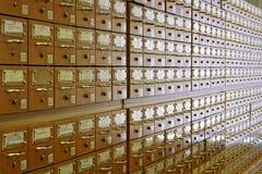 Catalogo cells2 Fotografia Stock Libera da Diritti