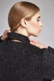 Catalogue des vêtements de haute couture de mode occasionnels et du bureau Photographie stock libre de droits