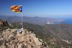 Catalonia mountains Royalty Free Stock Image