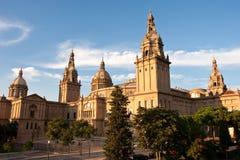 catalonia muzeum obywatel Obrazy Royalty Free