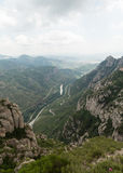 Catalonian Countryside Royalty Free Stock Image