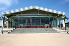 Catalonian nationell teater Arkivfoto