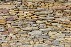 Catalonian stonework Stock Photos