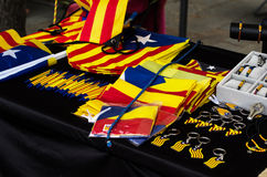 Catalunya souvenirs Stock Photo