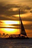 Catamarán Fotos de archivo libres de regalías