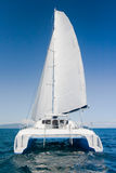 Catamaran Stock Image