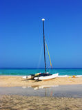 Catamaran Royalty Free Stock Photography