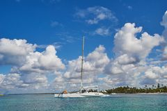 catamaran foto de stock royalty free