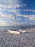 Catamaran Royalty Free Stock Photography