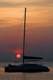 catamaran Immagini Stock