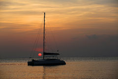 catamaran Fotos de Stock Royalty Free