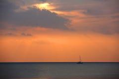 catamaran Foto de Stock Royalty Free