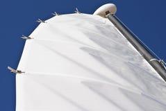 Catamaran żagiel Fotografia Stock