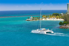 Catamaran Royalty Free Stock Image