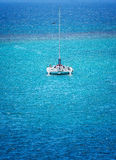 Catamaran Royalty Free Stock Photo