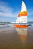 Catamaran vessel Royalty Free Stock Photo