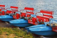 Catamarani. Fotografia Stock
