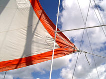 Catamarano Immagini Stock Libere da Diritti