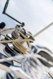 Catamarano delle Barbados Fotografia Stock