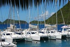 Catamarans Photos libres de droits