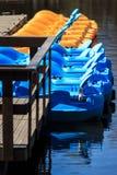 catamarans Royalty-vrije Stock Afbeeldingen
