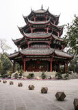 Catang temple in chengdu,china Stock Photography
