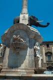 Catanië, Sicilië, Italië stock afbeeldingen