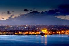 Catania Foto de archivo libre de regalías