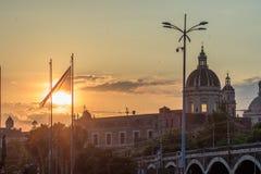 Catania, 2017 Immagini Stock Libere da Diritti