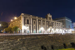 Catania arhitecture Stock Photography