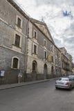 Catania arhitecture Stock Images