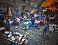 Catania city Royalty Free Stock Photography