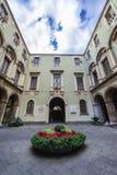 Catania city hall Stock Photos