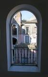Catania city, Italy. Royalty Free Stock Image