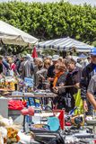Catania flea market Royalty Free Stock Photos