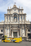 CATANIA, ITALY Royalty Free Stock Photos