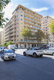 Catania residential block Royalty Free Stock Photo