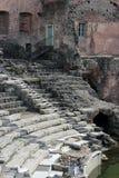 catania rzymski ruin teatr zdjęcia royalty free