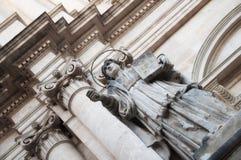 Catania, Sicília Caminhadas em torno da cidade Imagens de Stock