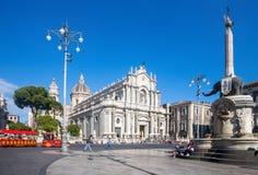 Catania, Sicily zdjęcia stock