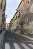 Catania street view Stock Photos