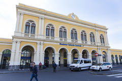 Catania train station Stock Images